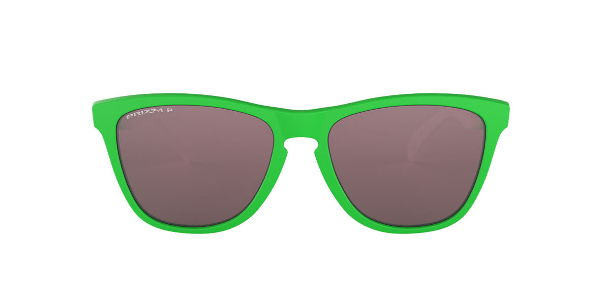 Green OO9013 Frogskins™ Green Fade Edition Silver  55