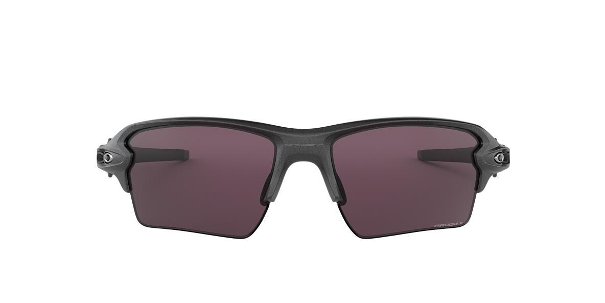 58d1bda4909ef Oakley null 59 Silver   Grey Polarized Sunglasses