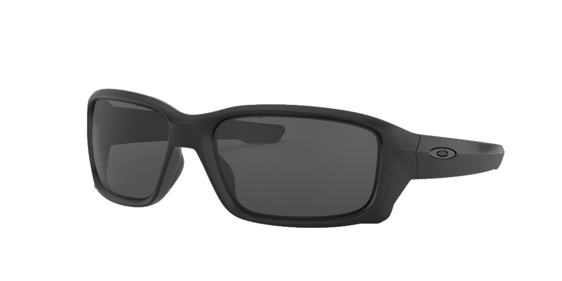 1b8437a4d3 Oakley OO9331 61 Grey-Black   Black Sunglasses