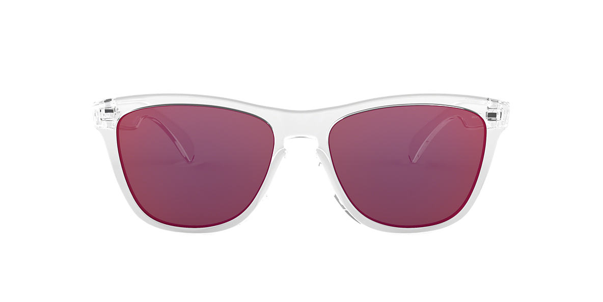 Transparent OO9013 Frogskins™ Crystal Collection Red  55