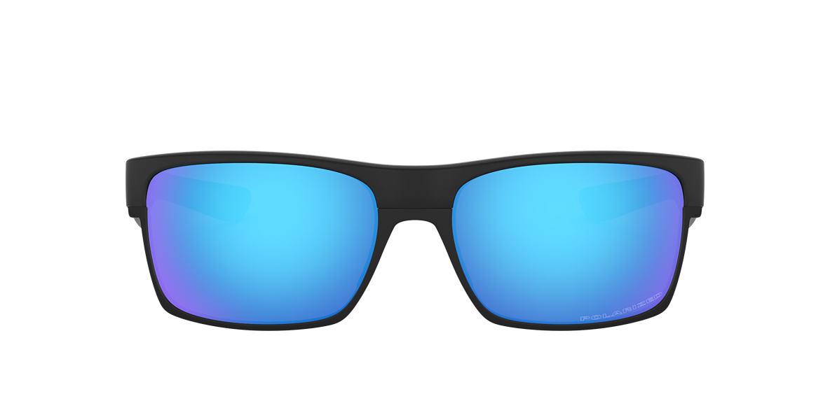 Negro OO9189 TwoFace™ Azul  60