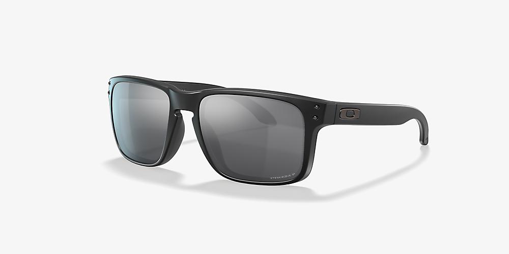 355e1ca2c Oakley OO9102 Holbrook™ PRIZM™ Black Polarized Black/Grey /Polarized image  ...