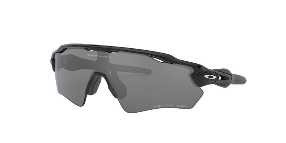 c5ec5a1caad Oakley OJ9001 01 Grey-Black   Black Polarised Sunglasses