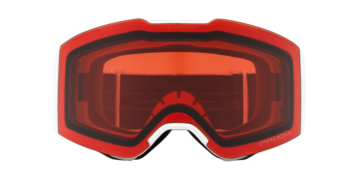 Blue OO7085 Fall Line Snow Goggle Red  00