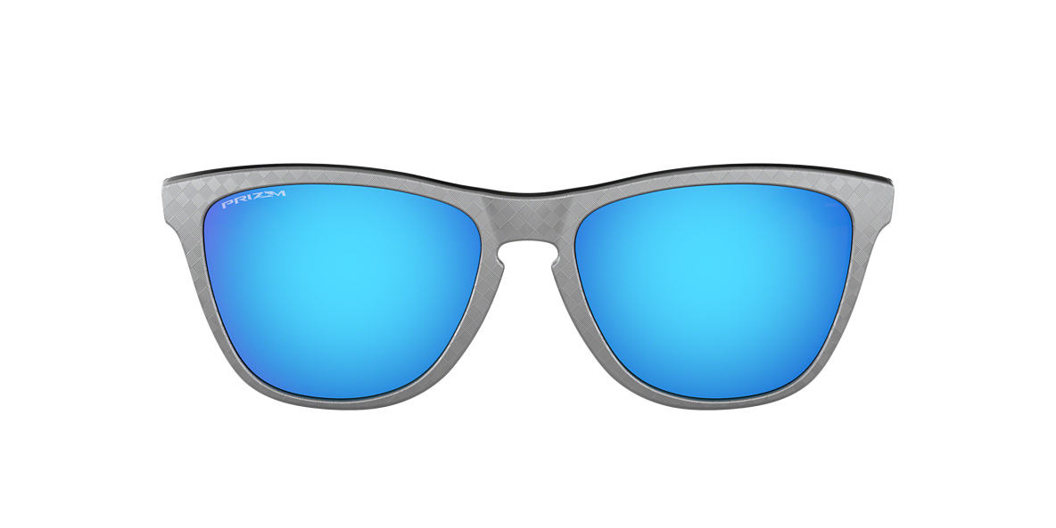 Grey OO9013 Frogskins™ Checkbox Collection Blue  55