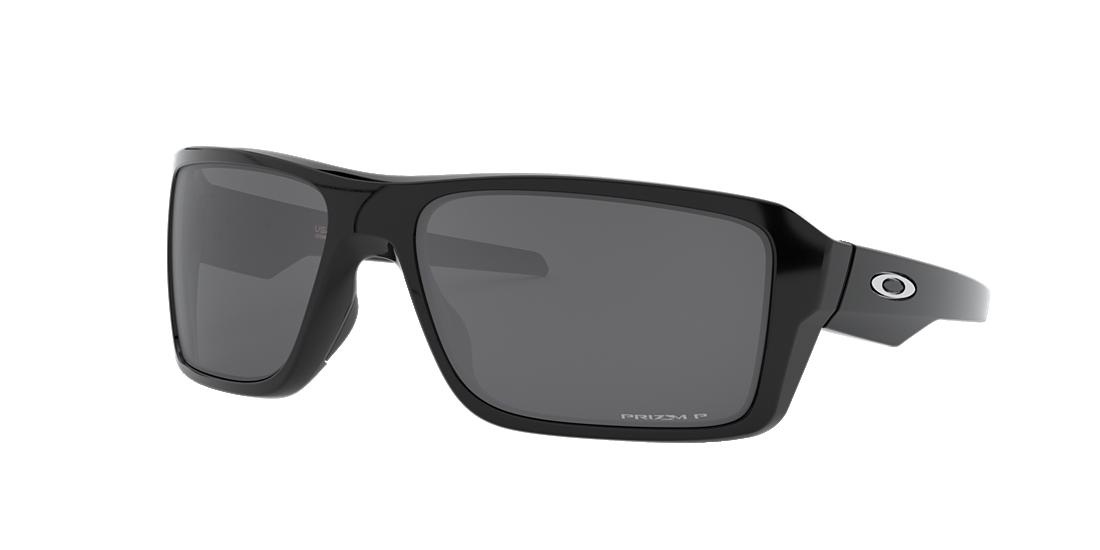 622ef98977fe7 Oakley OO9380 66 DOUBLE EDGE PRIZM BLACK 66 Grey-Black   Black ...