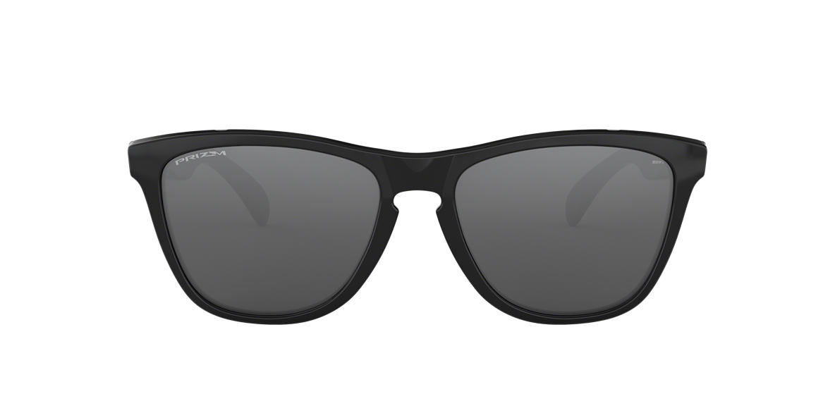 Matte Black OO9013 Frogskins™ Grey-Black  55
