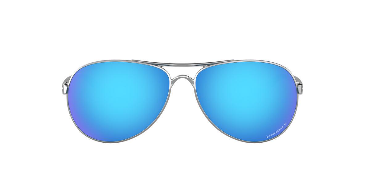 Silver OO4079 Feedback™ Blue  59