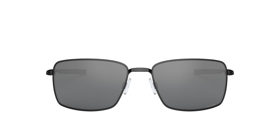 Matte Black OO4075 Square Wire™ Grey-Black  60