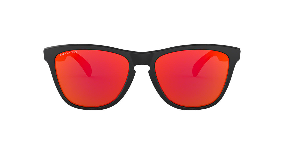 Black OO9245 Frogskins™  (Asia Fit) Red  54