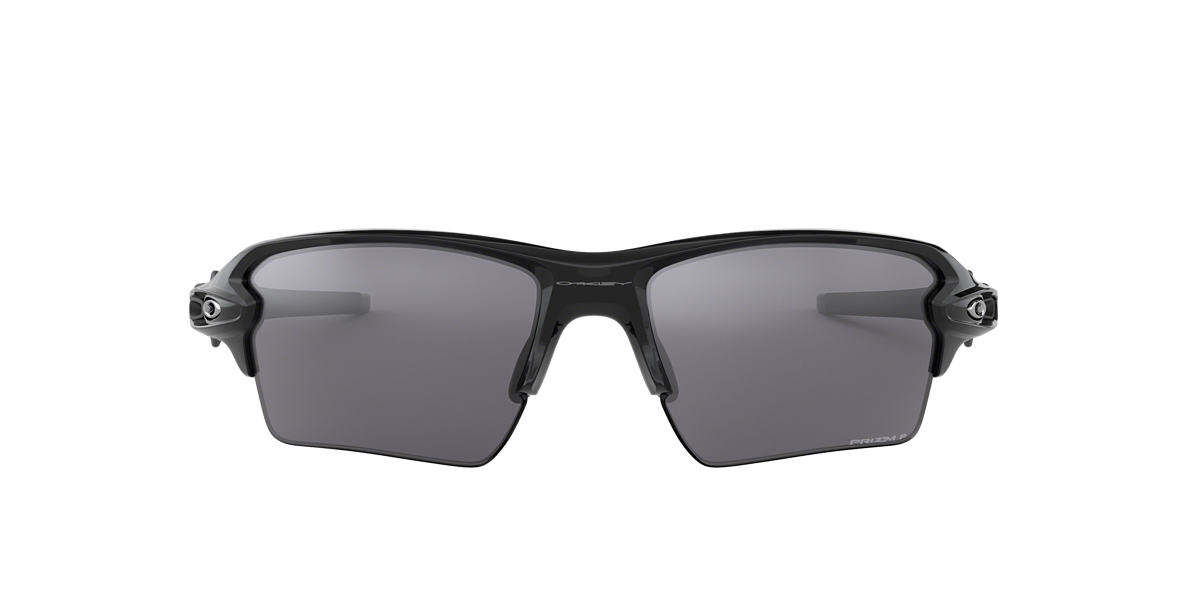 Matte Black OO9188 Flak 2.0 XL PRIZM™ Black Polarized Grey-Black  59