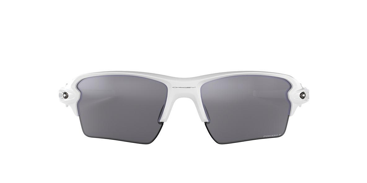 White OO9188 Flak® 2.0 XL Grey-Black  59