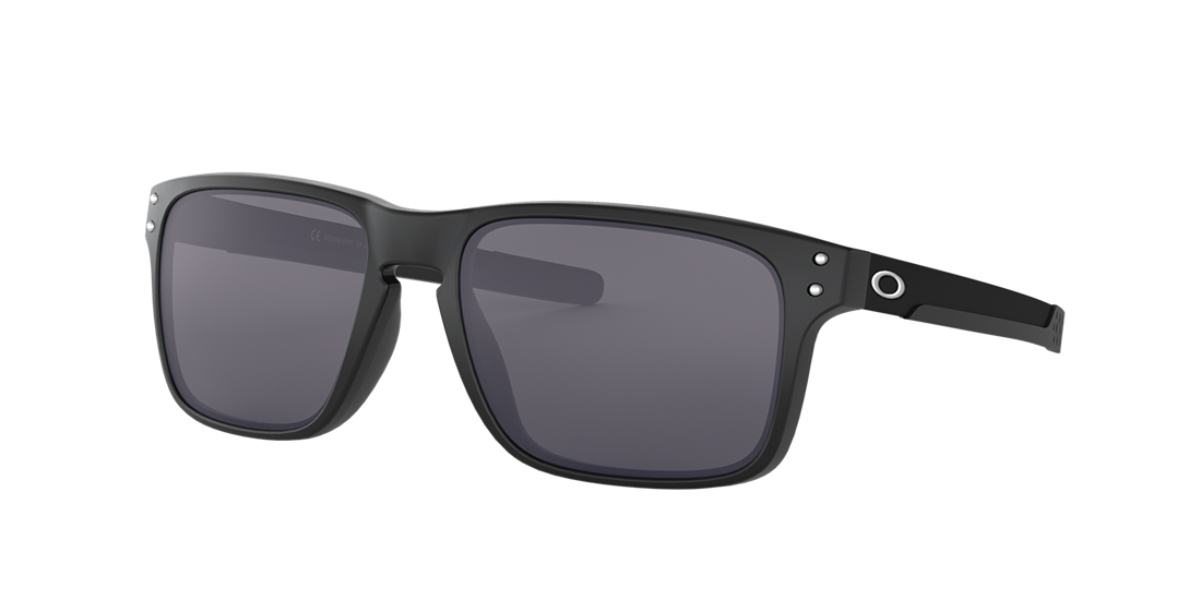 150f974b82 Oakley OO9384 57 Grey-Black   Black Sunglasses