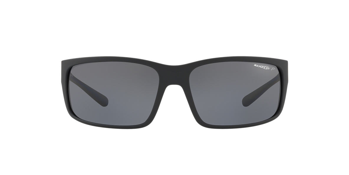 Matte Black AN4242 Grey-Black  62
