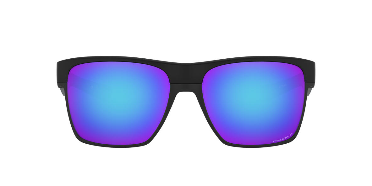 433bbf11cf2 Oakley OO9350 59 Blue   Black Polarised Sunglasses