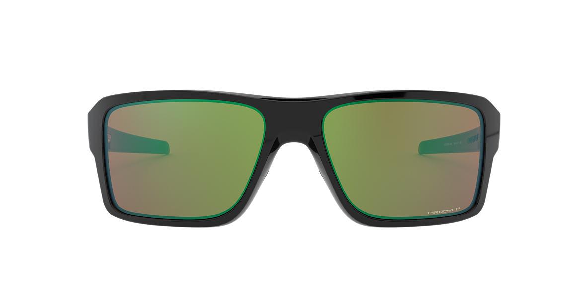 Black OO9380 Double Edge Green  66