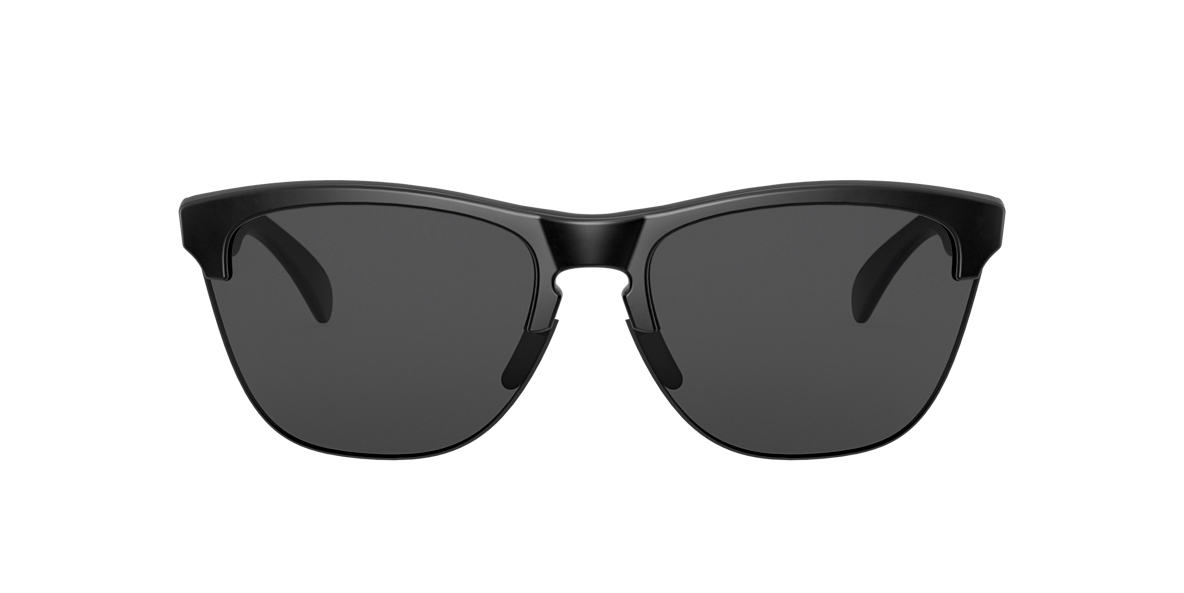 Black OO9374 Frogskins™ Lite Grey-Black  63