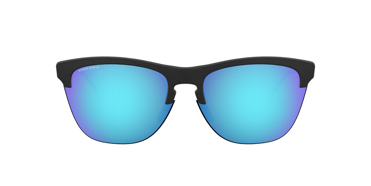 Black OO9374 Frogskins™ Lite Blue  63