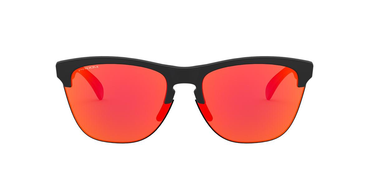 Black OO9374 Frogskins™ Lite Red  63