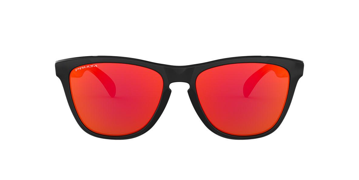 Black OO9013 FROGSKINS Red  55