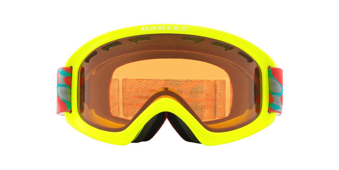 Yellow OO7048 O FRAME 2.0 XS Orange