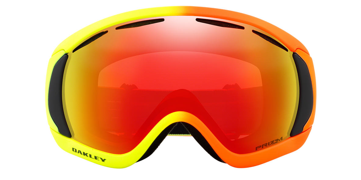 Yellow 0OO7047 Canopy™ Harmony Fade Collection Snow Goggle Red