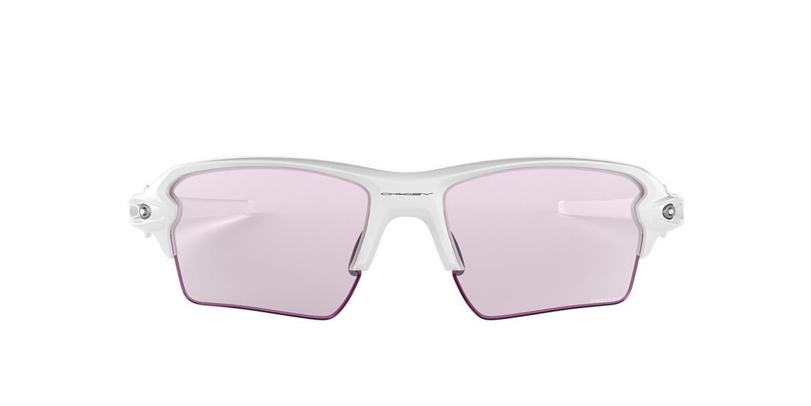 White OO9188 Flak® 2.0 XL Pink  59