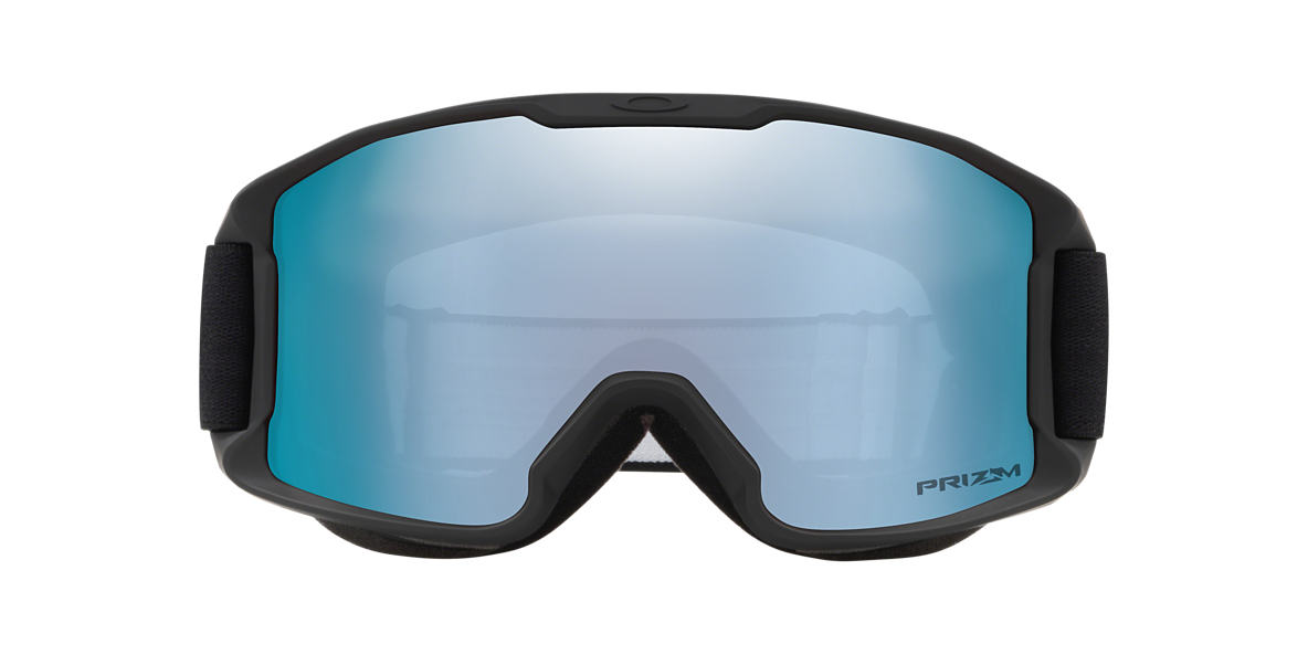 Black OO7095 Line Miner™ Snow Goggle (Youth Fit) Blue  00