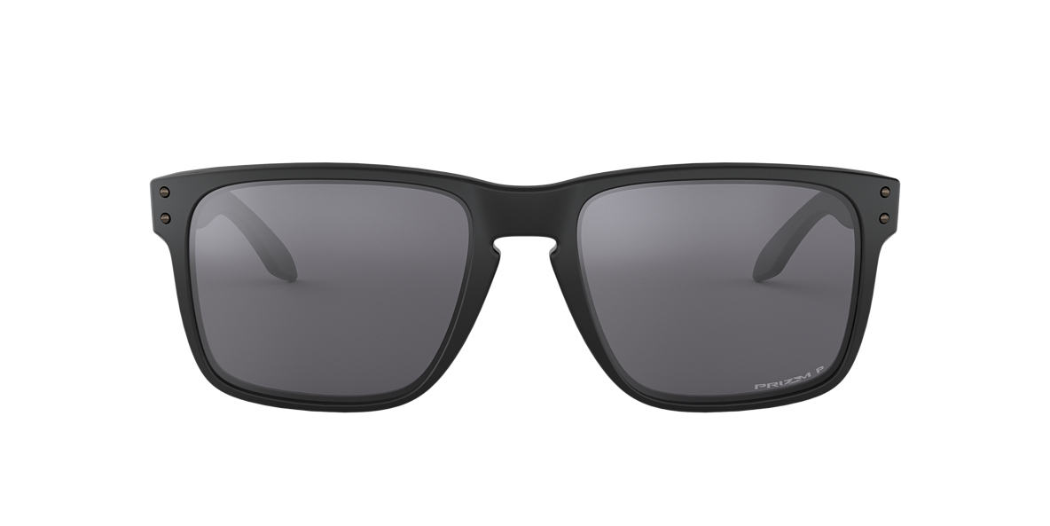 Black OO9417 HOLBROOK™ XL PRIZM™ BLACK POLARIZED Grey-Black  59