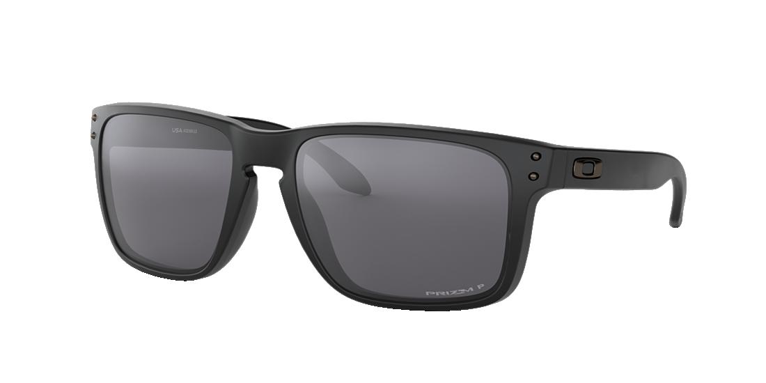 3b0a8a9cf4 Oakley OO9417 59 Grey-Black   Black Polarized Sunglasses