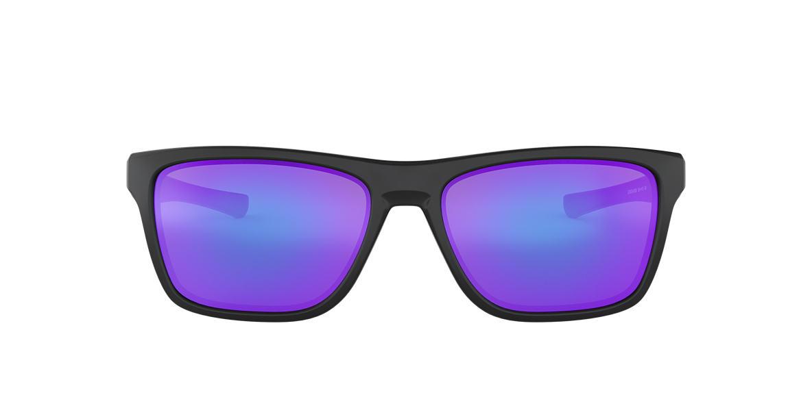 Black OO9334 Holston Violet  58