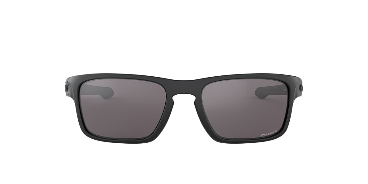 Black OO9408 Sliver® Stealth Grey-Black  56