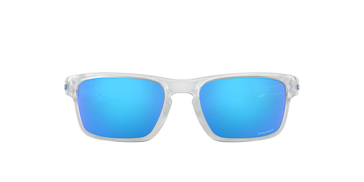 Transparent OO9408 Sliver® Stealth Blue  56