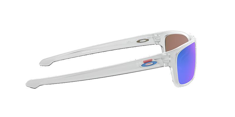 dcfab8b9da Oakley OO9408 56 Blue   Transparent Sunglasses