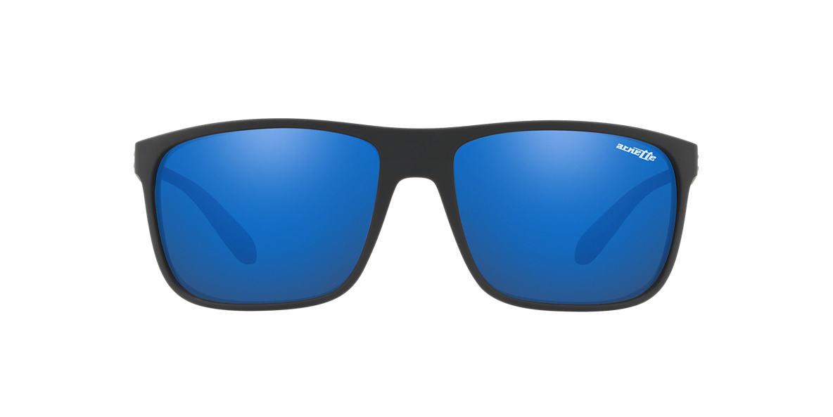 Noir opaque AN4244 Bleu  62