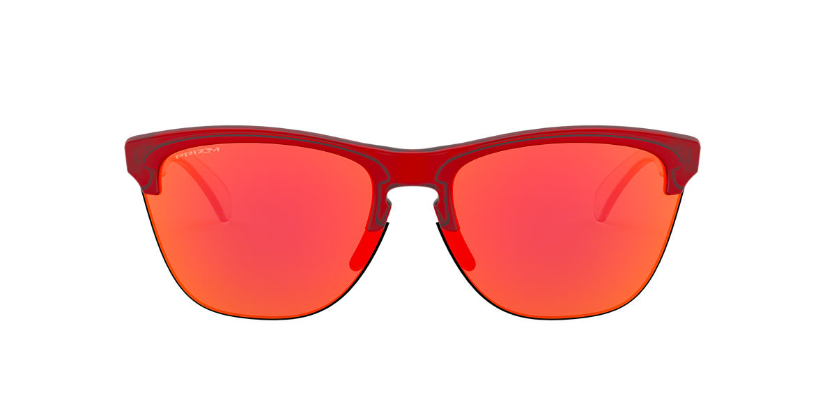 Red OO9374 Frogskins™ Lite Grips Collection Red  63