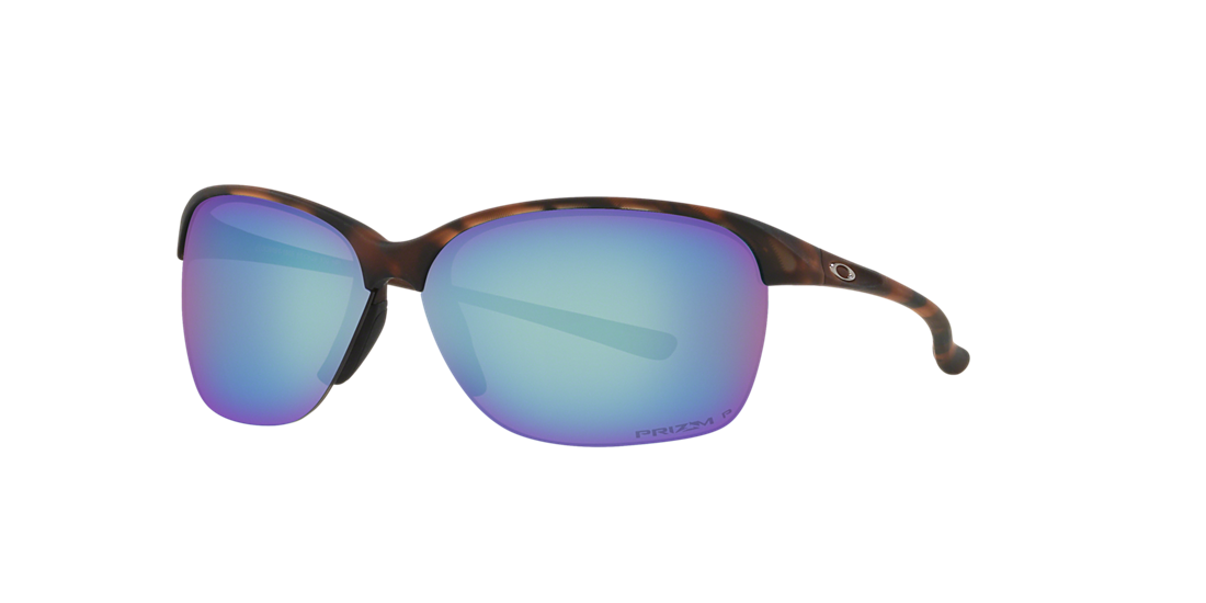 8562cf37734 Oakley OO9191 65 Blue   Brown Polarized Sunglasses