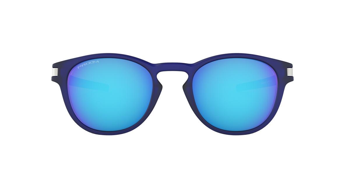 Blue OO9265 Latch™ Grid Collection Warm Grey  53