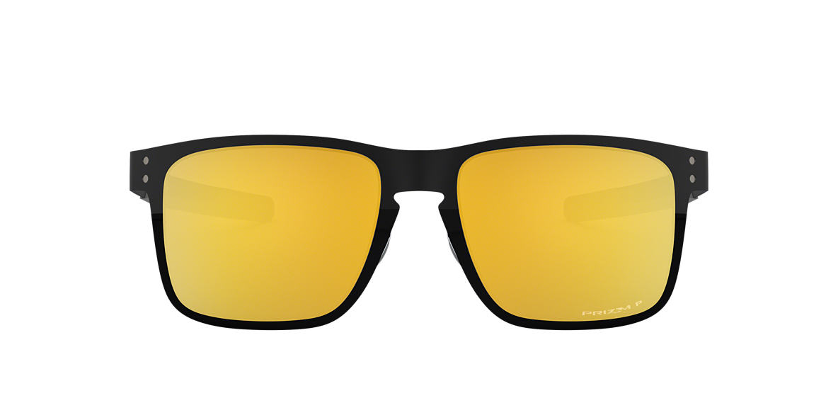 Black OO4123 Holbrook™ Metal Midnight Collection Gold  55