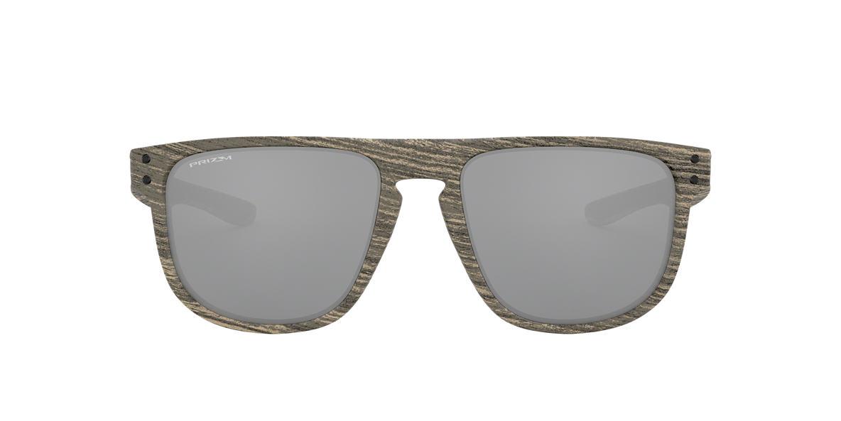 Brown OO9377 Holbrook™ R Grey-Black  55