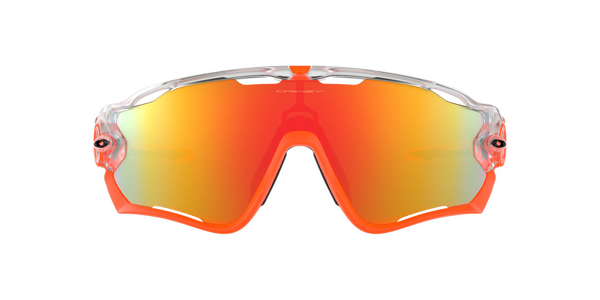 Clear OO9290 JAWBREAKER Orange  01