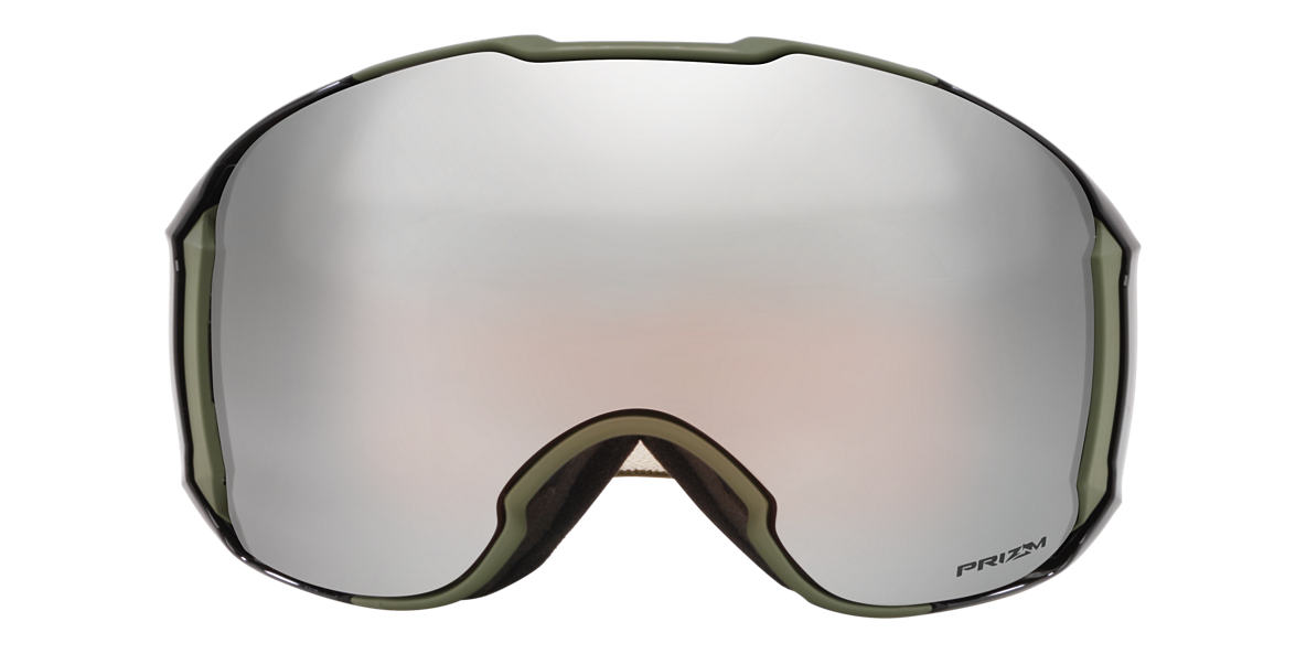 Grey OO7071 Airbrake® XL Snow Goggle Grey-Black