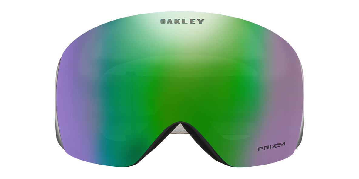 Grey OO7050 Flight Deck™ Snow Goggle Green