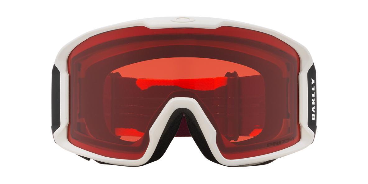 Orange OO7070 Line Miner™ Snow Goggle Pink