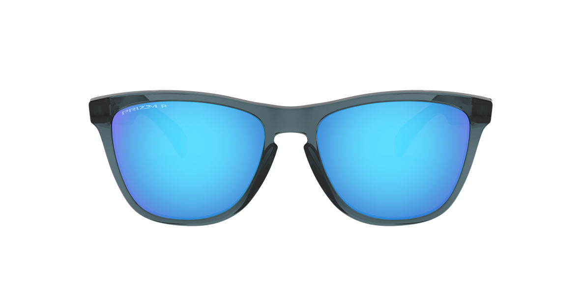a3aaa6e27bf21 Oakley OO9013 55 Blue   Black Polarised Sunglasses