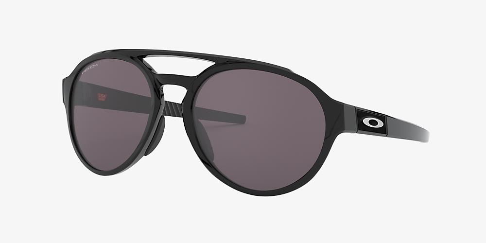 7ccca18d55dc Oakley OO9421 Forager 58 Grey-Black & Black Sunglasses | Sunglass ...