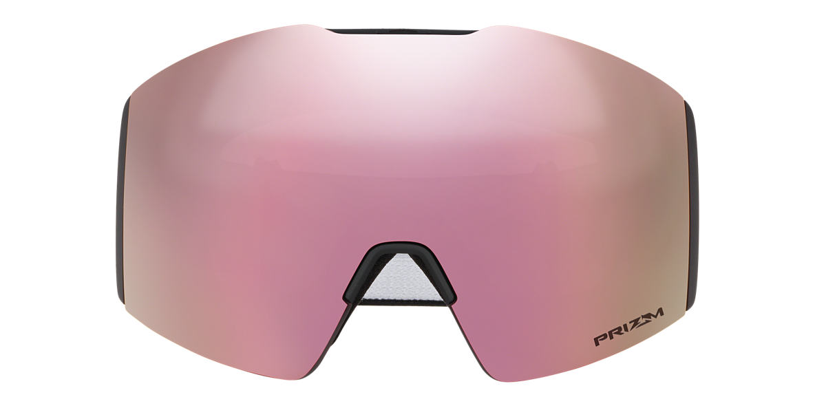 Matte Black OO7099 Fall Line XL Snow Goggle Pink