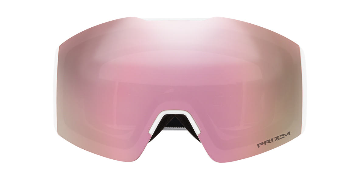 White OO7103 Fall Line XM Snow Goggle Pink