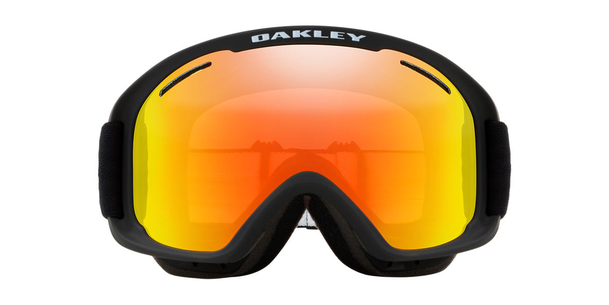 Matte Black OO7113 O-Frame® 2.0 PRO XM Snow Goggle Red