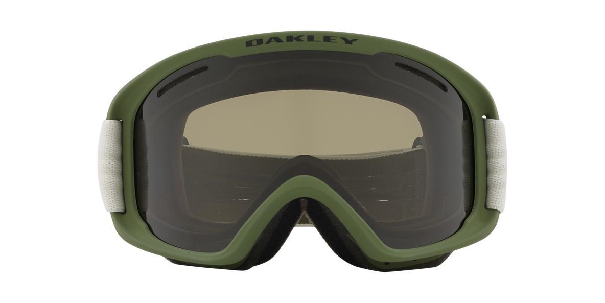 Grey OO7113 O-Frame® 2.0 PRO XM Snow Goggle Grey-Black